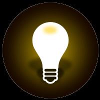 in-school field trips - light & shadows icon