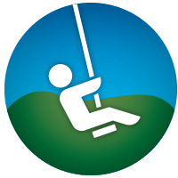 in-school field trips ultimate playground icon