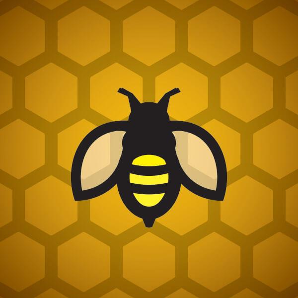 wood projects bee house in-school field trip icon