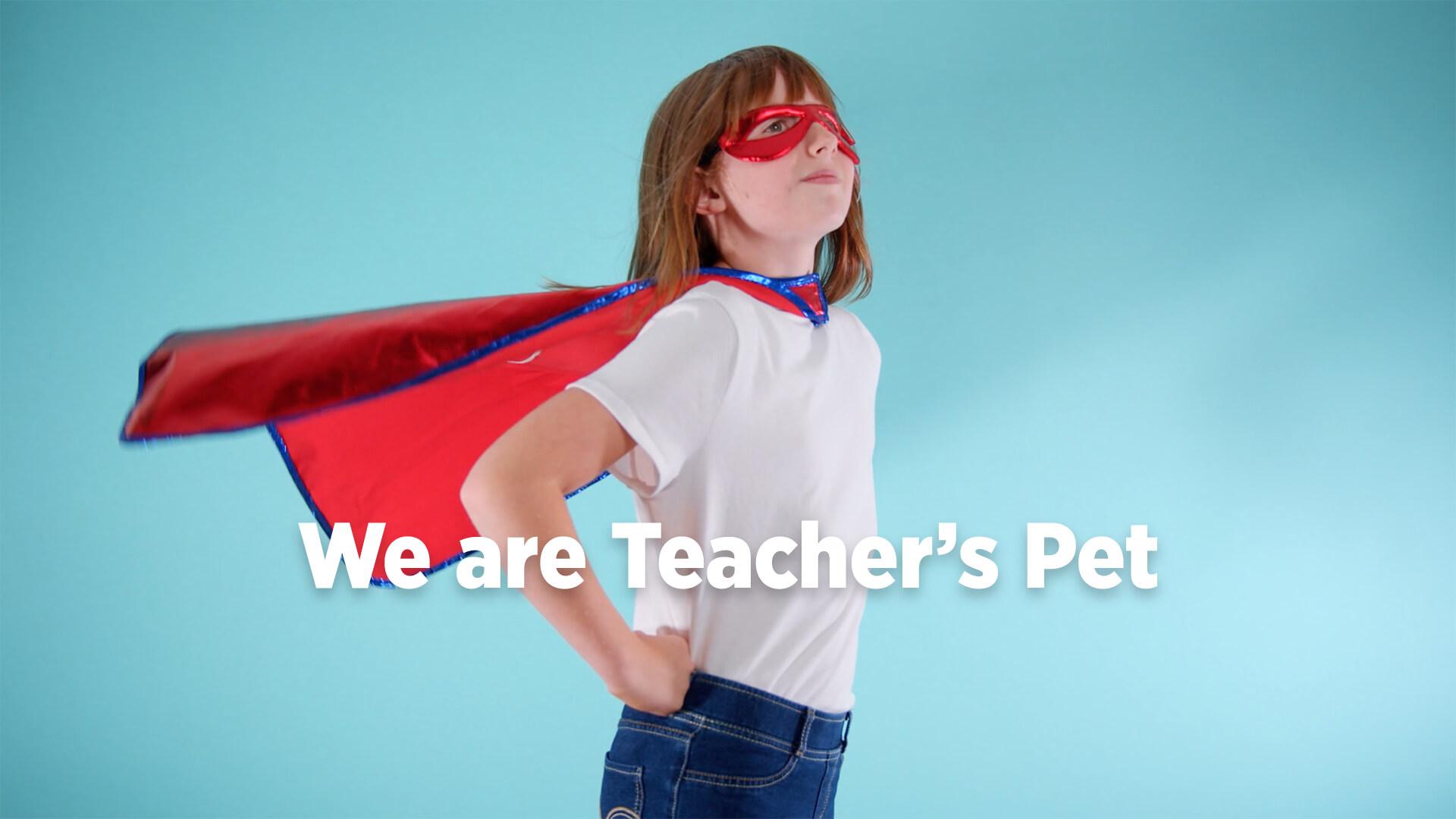 We are Teacher's Pet